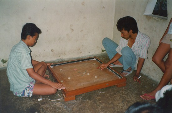 Asian Table Games