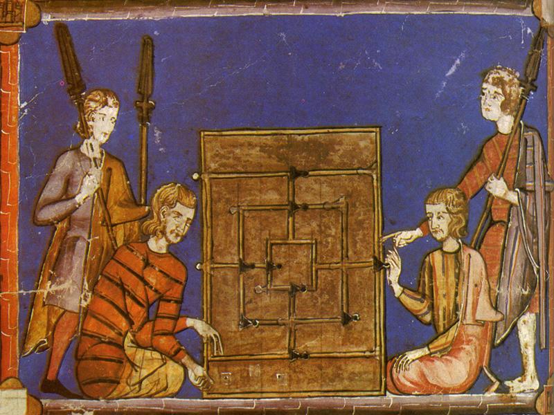 Nine Mens Morris, Mill - Online guide