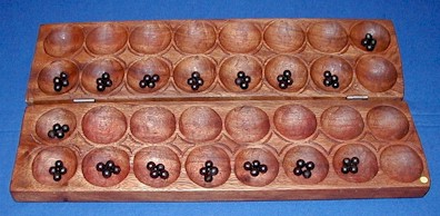 bao bao african game