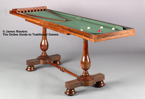 Bagatelle Is A Pub Game Of Skill That Closely Related To The Games