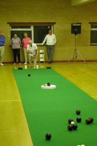 Lawn bowling strips northern ireland