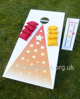 commercial Cornhole board