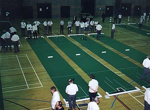 Lawn Bowls Mat Dimensions East Kent Short Mat Bowls