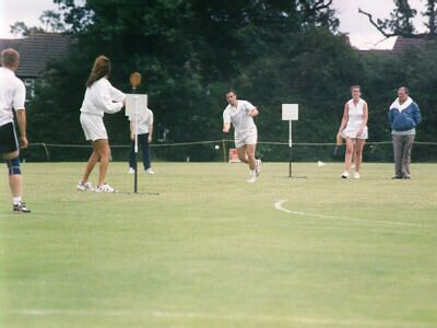 The National Stoolball Association